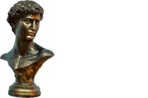 Diseño Adam Busto Figura Estatua Escultura Decoración 2014 Nuevo