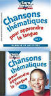 Chansons thematiques pour apprendre la langue, Volume 1: Paroles et Activites by Sara Jordan (Mixed media product, 2000)