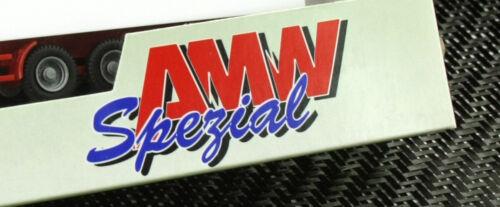 "AMW si autoarticolati CAMION /""Benn Trans Corriere GmbH/"" 70123 1:87//h0 OVP NOS AWM"