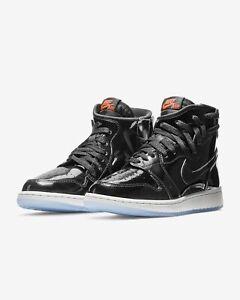 premium selection 5205a cface Details about Nike Air Jordan 1 Rebel XX 'Black Patent' AR5599-001 Women's  Size 8.5