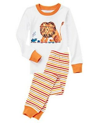 NWT Gymboree Star Wars Characters Gymmies Pajamas Sleep Set R2D2 Yoda Boys 8