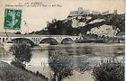 CPA 27 LES ANDELYS chateau gaillard et le pont