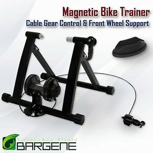 Indoor Bicycle Magnetic Home Bike Trainer Cycling Training