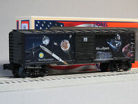 Lionel Smithsonian Space Boxcar Air & O Gauge Train 83157 Made Usa 6-83156
