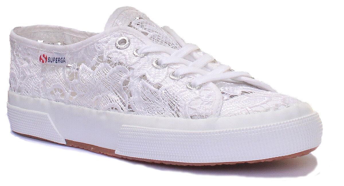 Superga Schuhes 2750 Macramew Damenschuhe Canvas Schuhes Superga baac2b