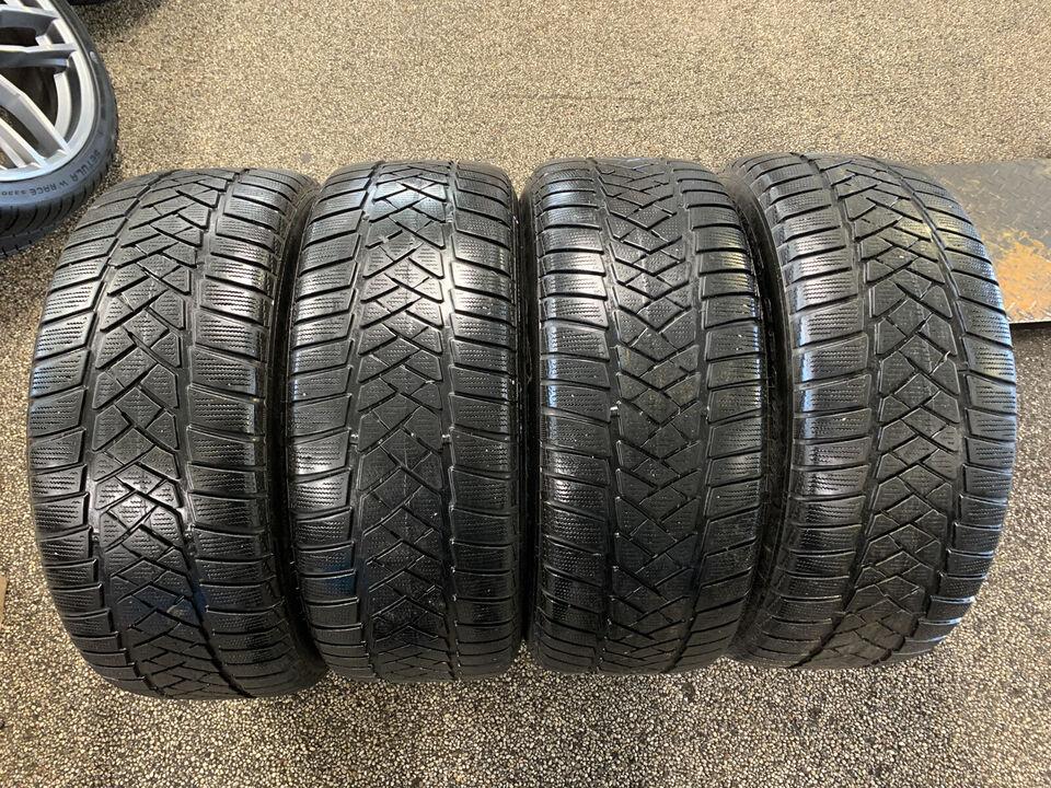 235/55/17 Dunlop Vinterdæk