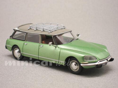 CITROEN DS 23 BREAK voiture miniature 1//43e NOREV 155044