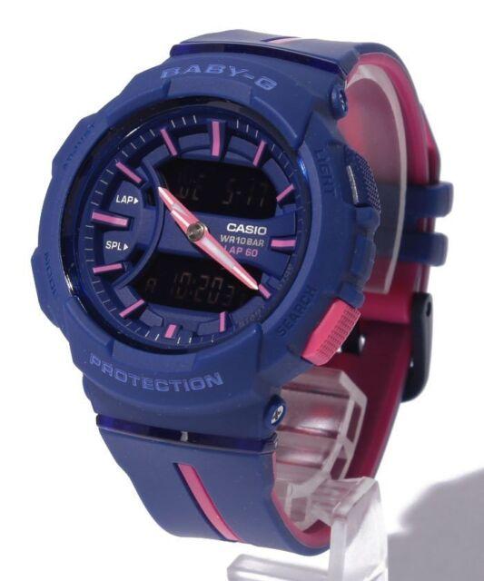 64e781c8b47b Casio Baby-g Bga-240l-2a1jf Shock Resist for Running Watch Women ...