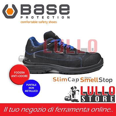 SCARPA ANTINFORTUNISTICA DA LAVORO BASE PROTECTION B0952 PULSAR TG. 40 46 | eBay