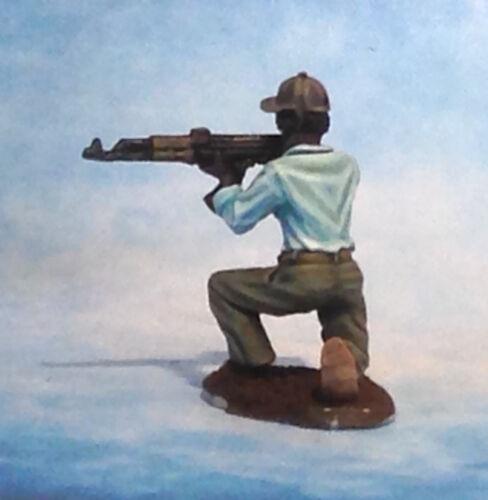 Somali Pirates 3 Modern Historical 28mm Unpainted Wargames