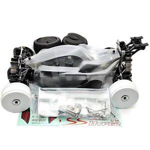 Hobao - poussette à rouleau électrique hyper Sse - échelle 1/8 - Le châssis de course parfait! 4717677170825