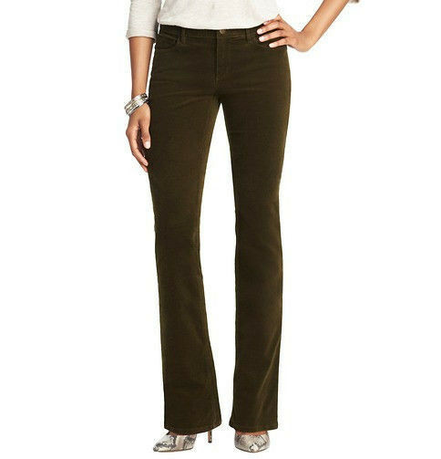 Ann Taylor LOFT Julie Sexy Boot Corduroy Pants Various colors and Sizes NWT