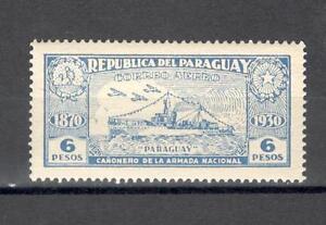 R6093-PARAGUAY-1931-LOTTO-AEREA-FOTO