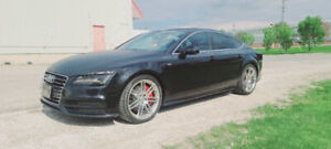 2012 Audi A7 S-Line Supercharged