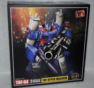 NUOVO la deformazione Toys THF-04 è un modello giocattolo con livello di Robot Automotive