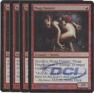 TCG-67-MtG-Magic-the-Gathering-Mogg-Fanatic-Gateway-Promo-Foil-mint-Playset-4