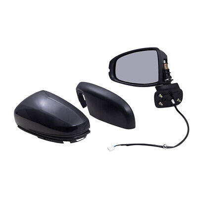 For Honda Fit 09-13 Drivers Side View Power Mirror 76258-TK6-305