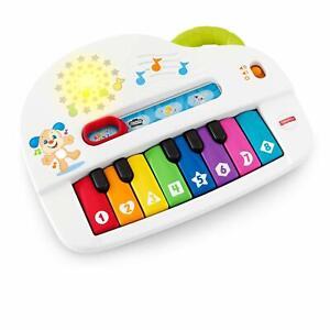 Fisher-Price-GFK04-divertendoci-suoni-sciocchi-Light-Up-pianoforte-giocattolo-neonato
