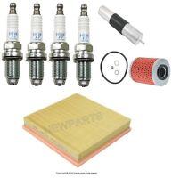 Bmw E36 318i 318ti Premium Tune Up Kit Filters Air & Fuel Oil & Spark Plugs on sale