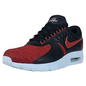 Details about NIKE MENS AIR MAX ZERO SE RUNNING SHOES #918232 002 (BOX NO LID )