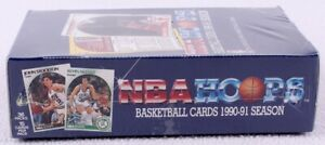 1990-91-NBA-Hoops-Basketball-Complete-Your-Set-Pick-25-Cards-From-List