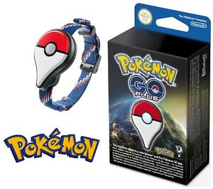 Genuine-Nintendo-Pokemon-Go-Plus-Bluetooth-Bracelet-Wristband-NEW