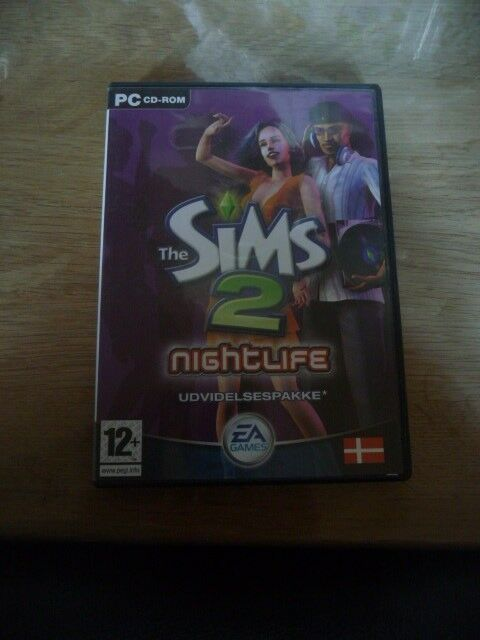The Sims 2 Nightlife, til pc, anden genre