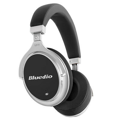 Bluedio F2 Active Noise Cancelling Bluetooth 4.2 Wireless Headphone Headset