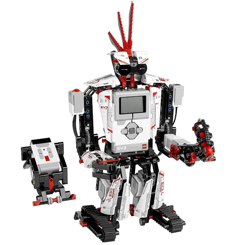 Lego Mindstorms EV3 Kit robot de control remoto programable & (31313, 601 Piezas)