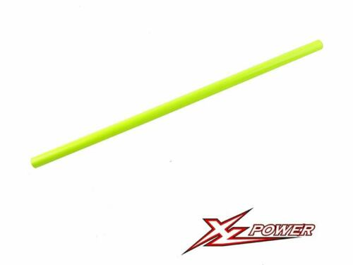 XLPower 550 Tail Boom Yellow