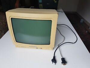 Monitor-CGA-Color-Graphics-9-PIN-Hantarex-Boxer-12-IBM-5150-5155-5160-5170-PC-AT