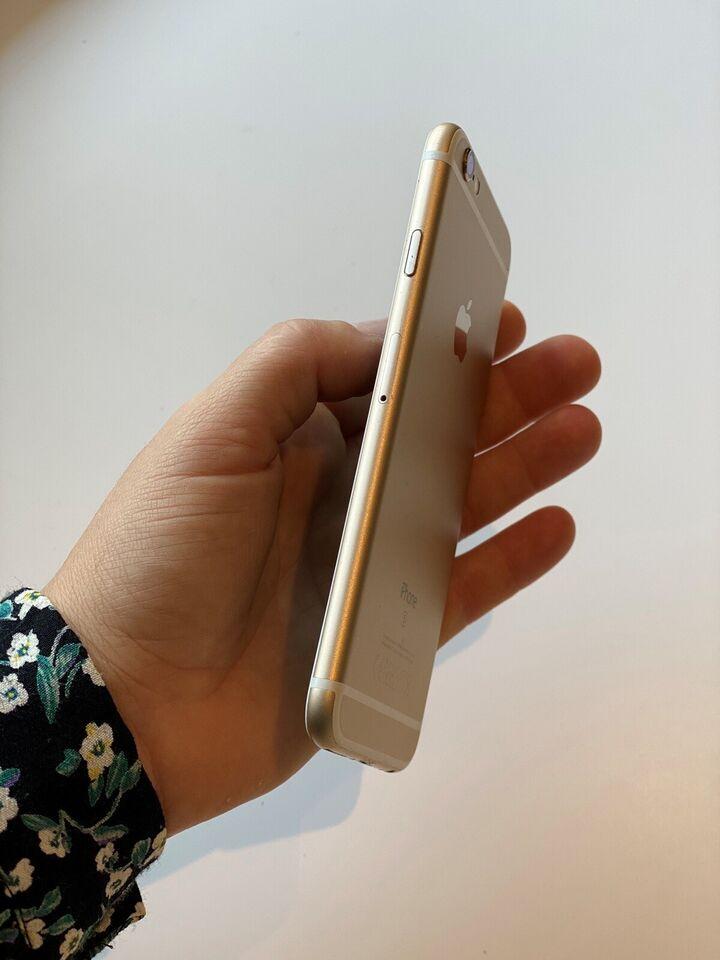 iPhone 6S, 64 GB, guld