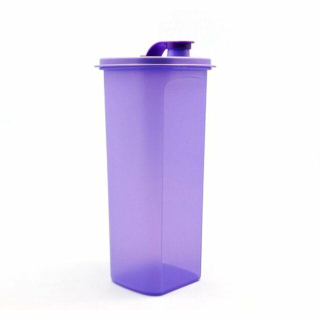 Tupperware Fridge Water Bottle 2l Purple