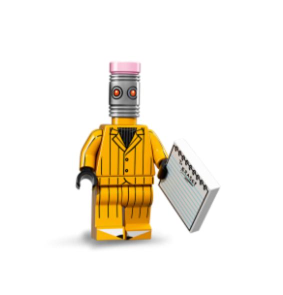 LEGO SERIE BATMAN EL BORRADOR LEGO BATMAN MOVIE ERASER MINIFIGURES 71017 NEW