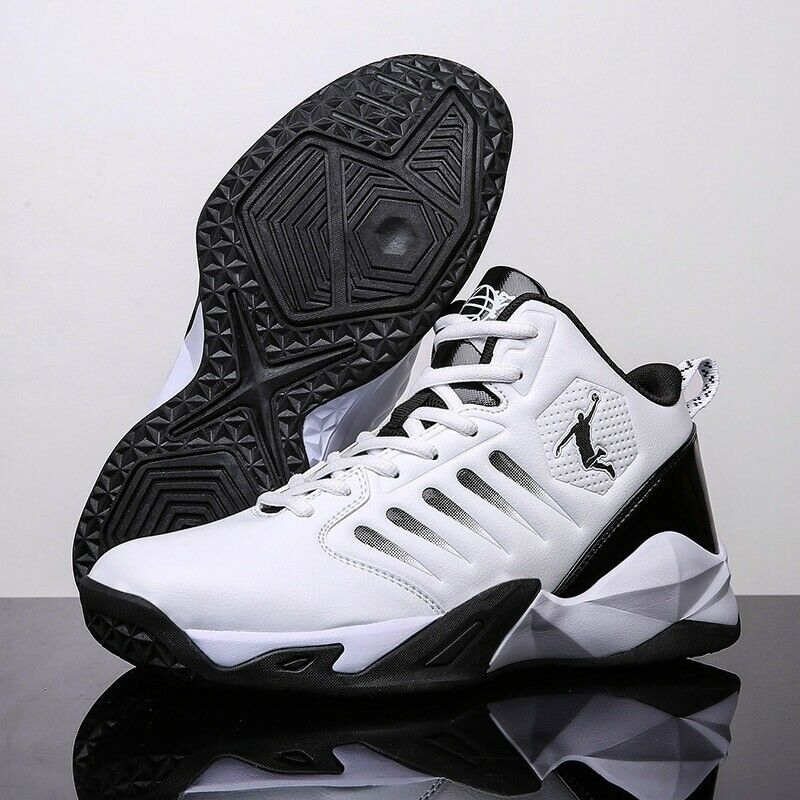 Men Basketball Street Basketball Sports Shoes High Quality Sneakers Shoes for W