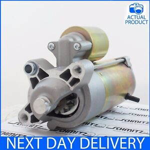 FITS-FORD-MONDEO-MK4-IV-2-2-TDCI-DIESEL-2008-2015-NEW-10-TOOTH-STARTER-MOTOR
