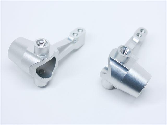 Square sgw-35s in alluminio leve manubrio  argento  per TAMIYA gf-01