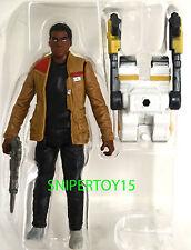"Loose Finn Jakku Star Wars 3 3/4"" The Force Awakens Figure Desert Snow"