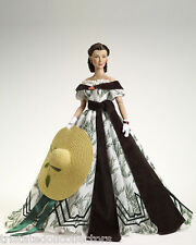 The Lost Barbecue GWTW Tonner Doll NRFB 300 Made 2015 Scarlett Vivien Leigh