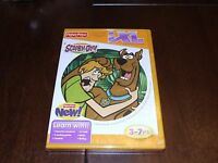 Fisher Price Ixl Scooby-doo Ages 3-7 Educational 6 Ways To Learn Kids Fun
