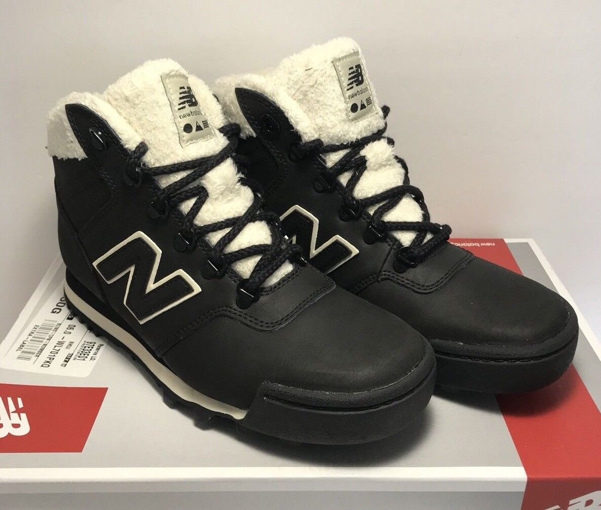 New Balance Womens 701 NB Size 6 6 6 Lifestyle Boots shoes Black Cream White Outdoor c2bb43