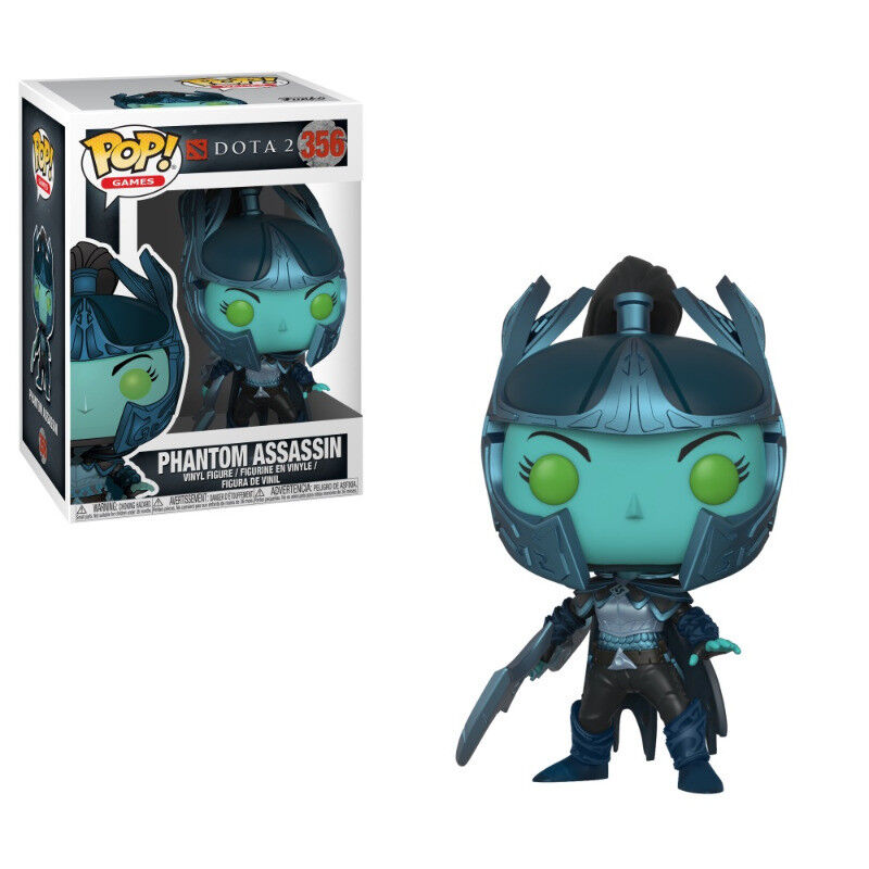 Funko Pop! Games: DOTA 2 - Phantom Assassin Vinyl Figure (new)