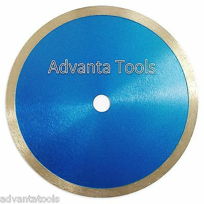 """Norton 02788 7/"""" Dry Or Wet Cutting Continuous Rim Saw Blade"""