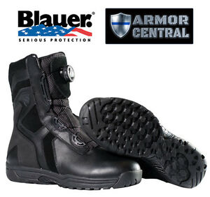 """Nouveau Blauer 8"""" Noir Blitz Botte Imperméable-Law Enforcement-SWAT-FW028WP-afficher le titre d`origine RKKpKpsf-07165748-613524011"""