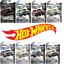 Hot-Wheels-Zamac-50th-aniversario-coches-FRN24-Set-Completo-De-8-Autos-Die-Cast miniatura 1