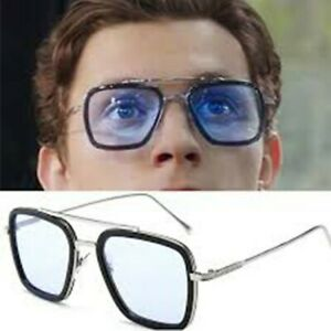 Iron Man Edith Glasses For Cosplay Ebay Check out our unique eyeglasses selection for the very best in unique or custom, handmade pieces from our glasses shops. ebay