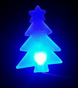 LED TREE - COLOR CHANGING $9.99
