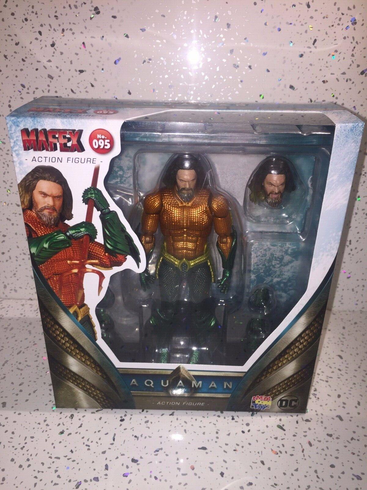 Aquaman MAFEX No.09 Action Figure