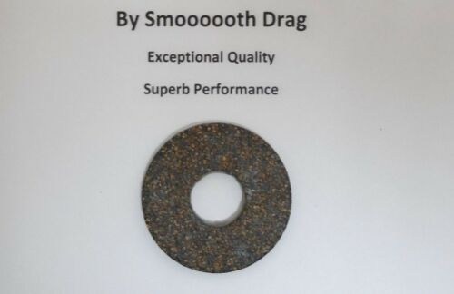1 Fin Nor REEL PART AHAB 8 Smooth Drag Silky Smooth Drag Washer #SDF3