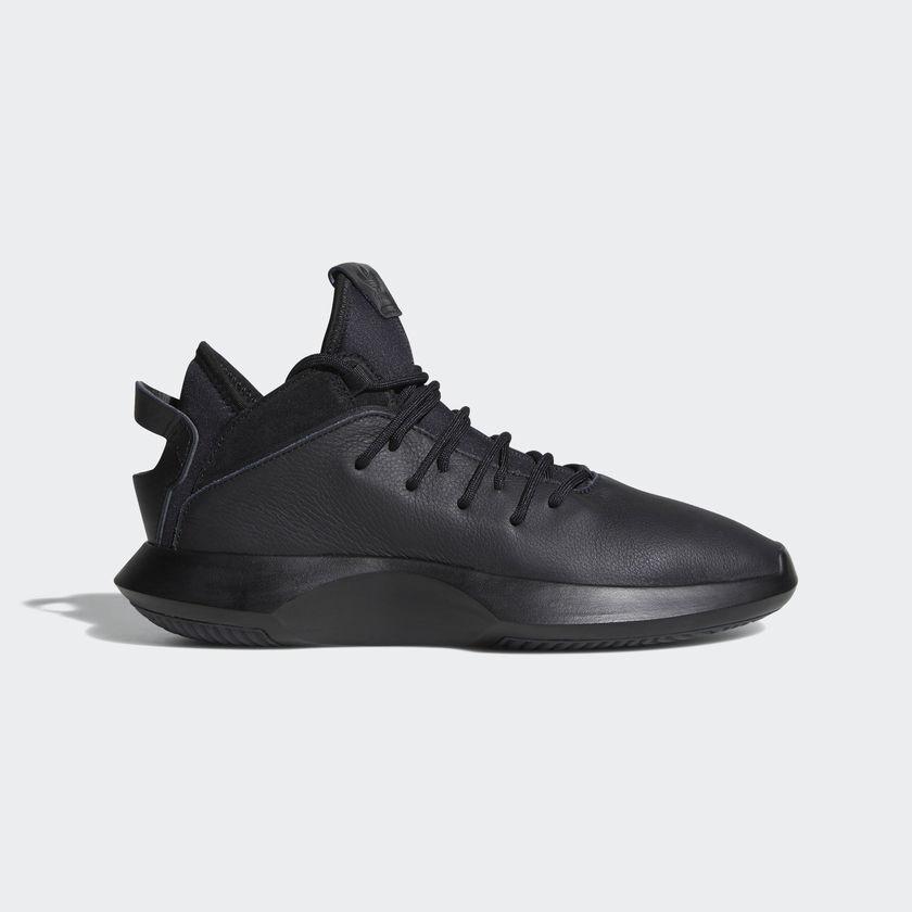 Aq0319 hombres adidas Originals Crazy negro 1 ADV negro Crazy / Negro Precio reducción 226c12